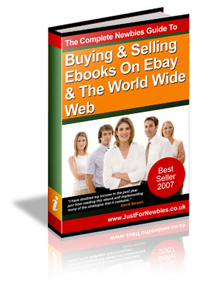 Product picture Buying & Selling eBooks on eBay